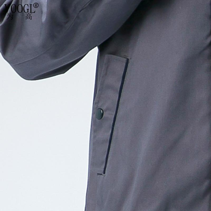 工程服灰色外套套装
